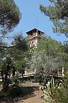 La llum d'Elna.<br /> Visita al rodaje.<br /> Torre Roura.