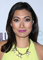 BEVERLY HILLS, CA, USA - JULY 24: Catherine Haena Kim at the Genlux Magazine Summer July 2014 Issue Release Party held at the Luxe Hotel on July 24, 2014 in Beverly Hills, California, United States. (Photo by Xavier Collin/Celebrity Monitor)