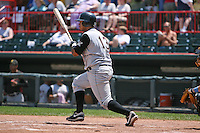 June 25, 2009:  Third Baseman Pedro Alvarez (13) of the Altoona Curve at bat during a game at Jerry Uht Park in Erie, PA.  The Altoona Curve are the Eastern League Double-A affiliate of the Pittsburgh Pirates.  Photo by:  Mike Janes/Four Seam Images