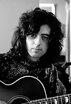 Led Zeppelin 1970 Jimmy Page