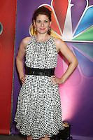 Debra Messing at NBC's Upfront Presentation at Radio City Music Hall on May 14, 2012 in New York City. ©RW/MediaPunch Inc.