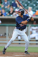 Michael Daniel during a game against the Tennessee Smokies at Smokies Park, Kodak, TN August 19, 2010. Tennessee won the game 5-4.