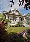 Seattle, Ravenna neighborhood, Classic Craftsman bungalow,