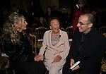 """GIUSEPPE E ROBERTA TORNATORE CON EDVIGE SPAGNA<br /> PRESENTAZIONE LIBRO """" I ROCCALTA"""" DI EDVIGE SPAGNA<br /> PALAZZO TAVERNA ROMA 2008"""