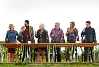 Partners in Wine - Judging takes place at the annual WineGBWest Competition.