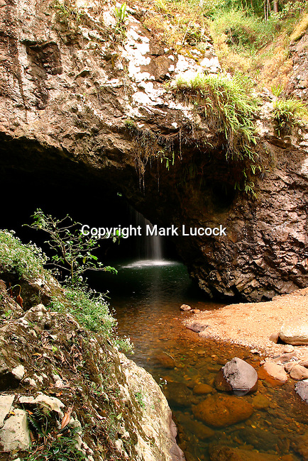 Natural Bridge, Springbrook National Park, Queensland