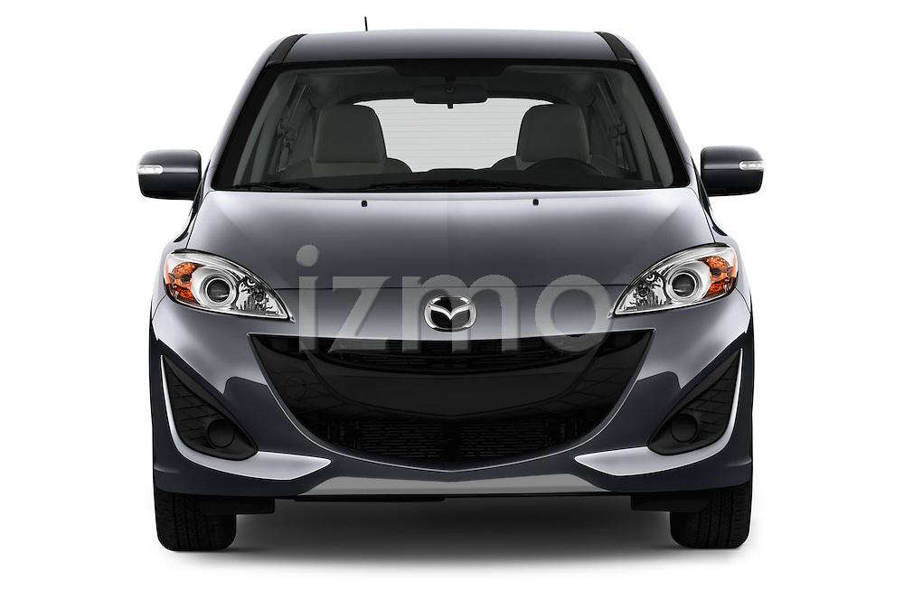 Rear three quarter view of a 2013 Mazda Mazda 5 Sport2013 Mazda Mazda 5 Sport