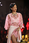 Rihanna performing in the Victoria's Fashion Show at the Lexington Armory in New York, 07.11.2012...Credit: Rolf Mueller/face to face