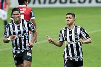 LIBERTADORES 2021-BELO HORIZONTE, MG, 04.05.2021-ATLETICO MINEIRO (BRA) X CERRO PORTENO (PAR) Gol de Savarino durantePartida entre o Atletico Mineiro (BRA) e Cerro Porteno (PAR), valida pela 3a rodada do grupo H da Copa Libertadores da America de 2021, realizada no Mineirao, na noite desta terca-feira (04)