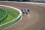 July 15 2021: Scenes from opening day at Saratoga Race Course in Saratoga Springs, N.Y. on July 15, 2021. Rob Simmons/Eclipse Sportswire/CSM