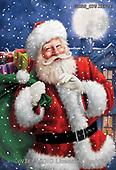Sandra, CHRISTMAS SANTA, SNOWMAN, WEIHNACHTSMÄNNER, SCHNEEMÄNNER, PAPÁ NOEL, MUÑECOS DE NIEVE, paintings+++++,GBSSC75XSP1E,#x#