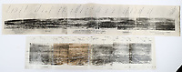 BNPS.co.uk (01202 558833)<br /> Pic: C&TAuctions/BNPS<br /> <br /> Pictured: Panorama photos of Western Front battlefields which were consulted by Maj Rudloff.<br /> <br /> Fascinating previously unseen World War One photos showing the conflict from the German perspective have come to light 103 years on.<br /> <br /> Major Hans Rudloff, a distinguished artillery officer, took hundreds of images of some of the major Western Front battles.<br /> <br /> There are scenes of destruction on the Verdun and at Cambrai, as well as snapshots of captured British soldiers on the Somme in the early days of the German Spring Offensive in March 1918.