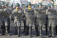 - Financial police in Public Order service....- Guardia di Finanza in servizio di Ordine Pubblico