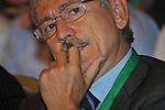 MASSIMO D'ALEMA<br /> ASSEMBLEA PARTITO DEMOCRATICO - HOTEL MARRIOTT ROMA 2009