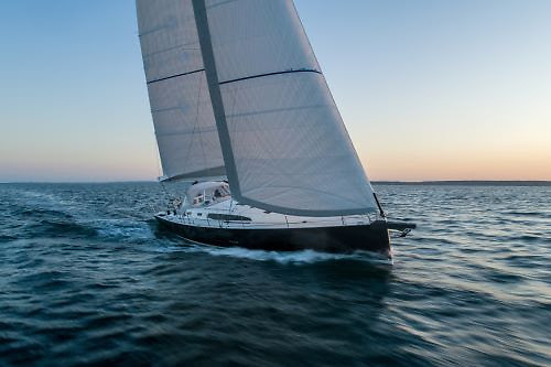 J/45 World Premiere! - The exquisite J/45 is premiering at Cannes Yachting Festival this September