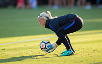 Carson, CA - Thursday August 03, 2017: Jane Campbell during a 2017 Tournament of Nations match between the women's national teams of the United States (USA) and Japan (JAP) at StubHub Center.