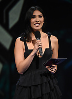"HOLLYWOOD, CA - DECEMBER 10: Sydnee Goodman appears on ""The Game Awards 2020"" in Hollywood, California on December 10, 2020. (Photo by Frank Micelotta/PictureGroup)"