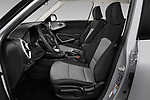 Front seat view of 2020 KIA Soul S 5 Door Hatchback Front Seat  car photos