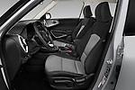 Front seat view of 2020 KIA Soul S 5 Door Hatchback Front Seat  car photos