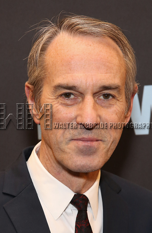 """Ivo Van Hove attends the Broadway Opening Night Performance  for """"Network"""" at the Belasco Theatre on December 6, 2018 in New York City."""