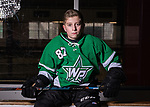 Ice Hockey Bar Mitzvah Portraits<br />