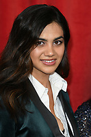Lisa Ambalavanar<br /> arriving for The British Soap Awards 2019 at the Lowry Theatre, Manchester<br /> <br /> ©Ash Knotek  D3505  01/06/2019