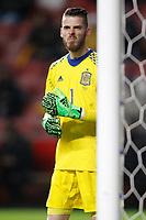 Spain's David De Gea during FIFA World Cup 2018 Qualifying Round match. March 24,2017.(ALTERPHOTOS/Acero) /NortePhoto.com
