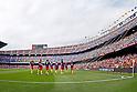 "Football/Soccer: Spanish Primera Division ""Liga BBVA"" - FC Barcelona 2-0 Athletic Bilbao"