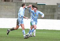 Grays Athletic vs Bognor Regis Town - Ryman League Premier Division - 31/01/04 - MANDATORY CREDIT: Gavin Ellis/TGSPHOTO