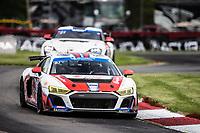 #83: FASTMD RACING Audi R8 GT4, GS: James Vance, Alex Papadopulos