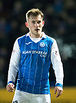 St Johnstone v Rangers…27.02.18…  McDiarmid Park    SPFL<br />George Williams<br />Picture by Graeme Hart. <br />Copyright Perthshire Picture Agency<br />Tel: 01738 623350  Mobile: 07990 594431