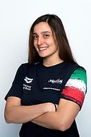 Tabani Chiara <br /> 28/02/2020 Ostia ( Roma ) Centro Federale <br /> Portraits Italian Water Polo Women's team <br /> Photo Andrea Staccioli / Insidefoto / Deepbluemedia