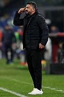 Gennaro Gattuso coach of SSC Napoli reacts during the Serie A football match between SSC Napoli and Speizia Calcio at Diego Armando Maradona stadium in Naples (Italy), January 6th 2021. Photo Cesare Purini / Insidefoto