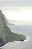 Cliffs Against the Sea