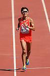 Kazuhiro Maeda (JPN), <br /> AUGUST 22, 2015 - Marathon : <br /> 15th IAAF World Championships in Athletics Beijing 2015 <br /> Men's Marathon Final <br /> at Beijing National Stadium in Beijing, China. <br /> (Photo by YUTAKA/AFLO SPORT)
