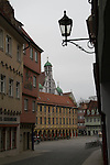 View from our hotel, Memmingen, Germany, Europe 2014,