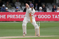 Nick Browne in batting action for Essex during Essex CCC vs Kent CCC, Specsavers County Championship Division 1 Cricket at The Cloudfm County Ground on 29th May 2019
