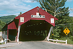 Covered Bridge in Jackson, New Hampshire