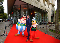 Frederic BONNAUD - Vernissage de l'exposition Goscinny - La Cinematheque francaise 02 octobre 2017 - Paris - France