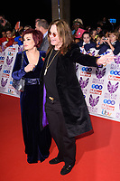 Sharon and Ozzy Osbourne<br /> at the Pride of Britain Awards 2017 held at the Grosvenor House Hotel, London<br /> <br /> <br /> ©Ash Knotek  D3342  30/10/2017