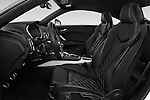 Front seat view of 2015 Audi TT Coupe S Line 3 Door Coupe Front Seat  car photos