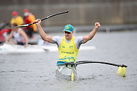 Curtis McGrath / Final<br />Sea Forest Waterway <br />2020 Tokyo Paralympic Games<br />Paralympics Australia / Day 11<br />Tokyo Japan :  Saturday 4 September 2021<br />© Sportshoot / Delly Carr / PA
