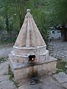 Iraq 2011 <br /> Tomb in Lalesh  <br /> Irak 2011  <br /> Tombe au sanctuaire de Lalesh