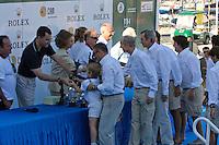 X TROFEO S.M. LA REINA - Entrega de trofeos