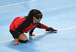 Ruby Hammad, Lima 2019 - Goalball.<br />