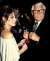 New York, NY 1978<br /> Farrah Fawcett & Cary Grant<br /> Photo by Adam Scull-PHOTOlink.net