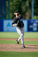 Charlotte Knights pitcher Justin Nicolino (30) during an International League game against the Syracuse Mets on June 11, 2019 at NBT Bank Stadium in Syracuse, New York.  Syracuse defeated Charlotte 15-8.  (Mike Janes/Four Seam Images)
