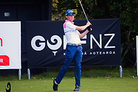 Jarrod Millar. Day one of the Renaissance Brewing NZ Stroke Play Championship at Paraparaumu Beach Golf Club in Paraparaumu, New Zealand on Thursday, 18 March 2021. Photo: Dave Lintott / lintottphoto.co.nz