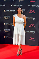 Paula Patton (Somewhere Between)<br /> Monaco - 20/06/2017<br /> 57 festival TV Monte Carlo <br /> Foto Norbert Scanella / Panoramic / Insidefoto