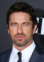HOLLYWOOD, LOS ANGELES, CA, USA - NOVEMBER 14: Gerard Butler arrives at the 18th Annual Hollywood Film Awards held at the Hollywood Palladium on November 14, 2014 in Hollywood, Los Angeles, California, United States. (Photo by Xavier Collin/Celebrity Monitor)